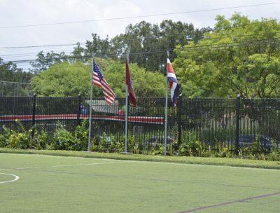 Small Soccer Field